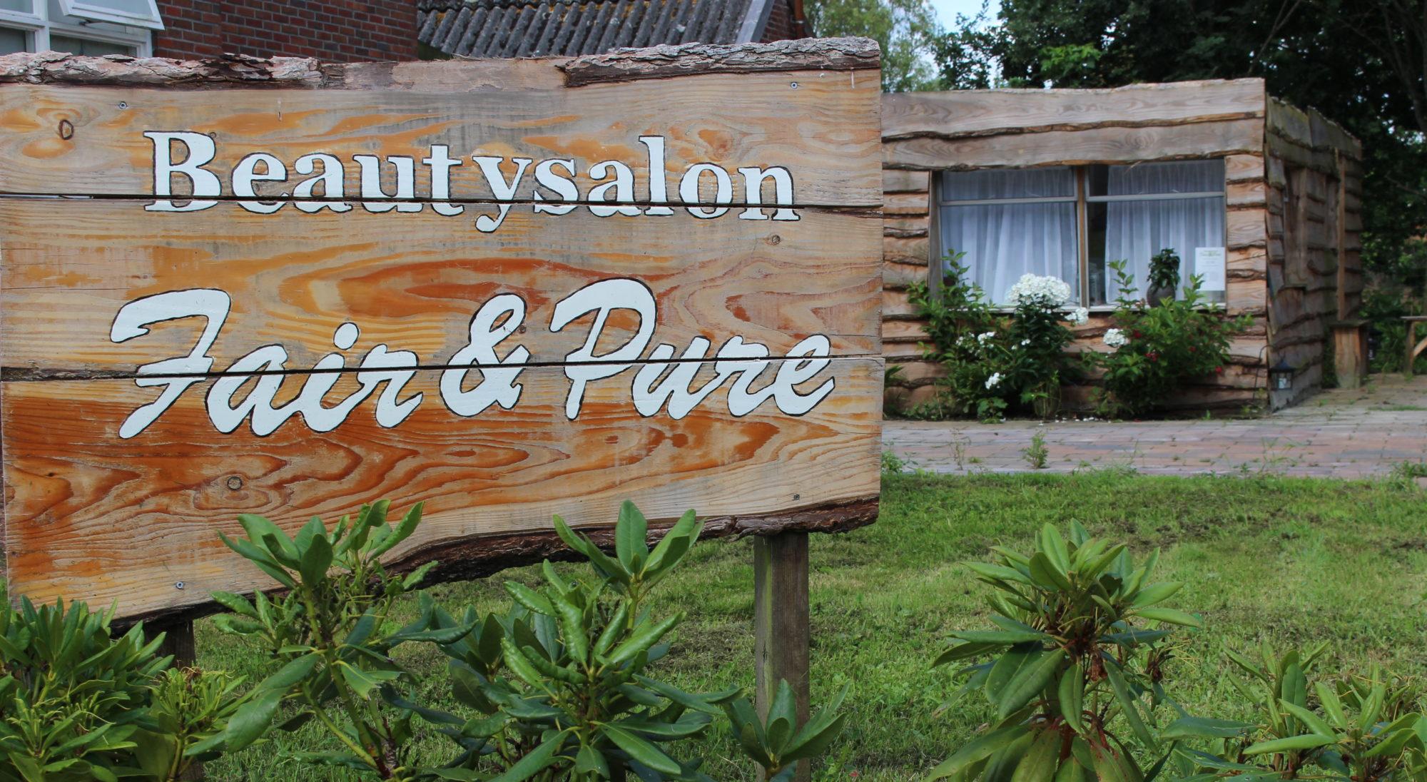 Beautysalon Fair & Pure